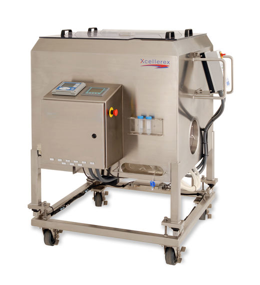 Xcellerex XDUO Quad Intelligent Single-Use Mixing System